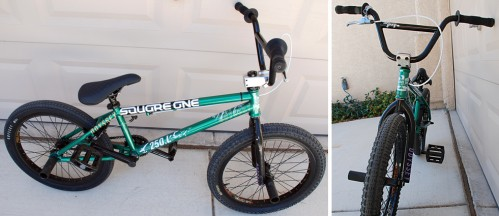 Mike Gonzalez: Park Bike