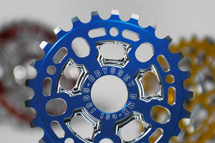 The Chainwheel Sprocket « Odyssey BMX