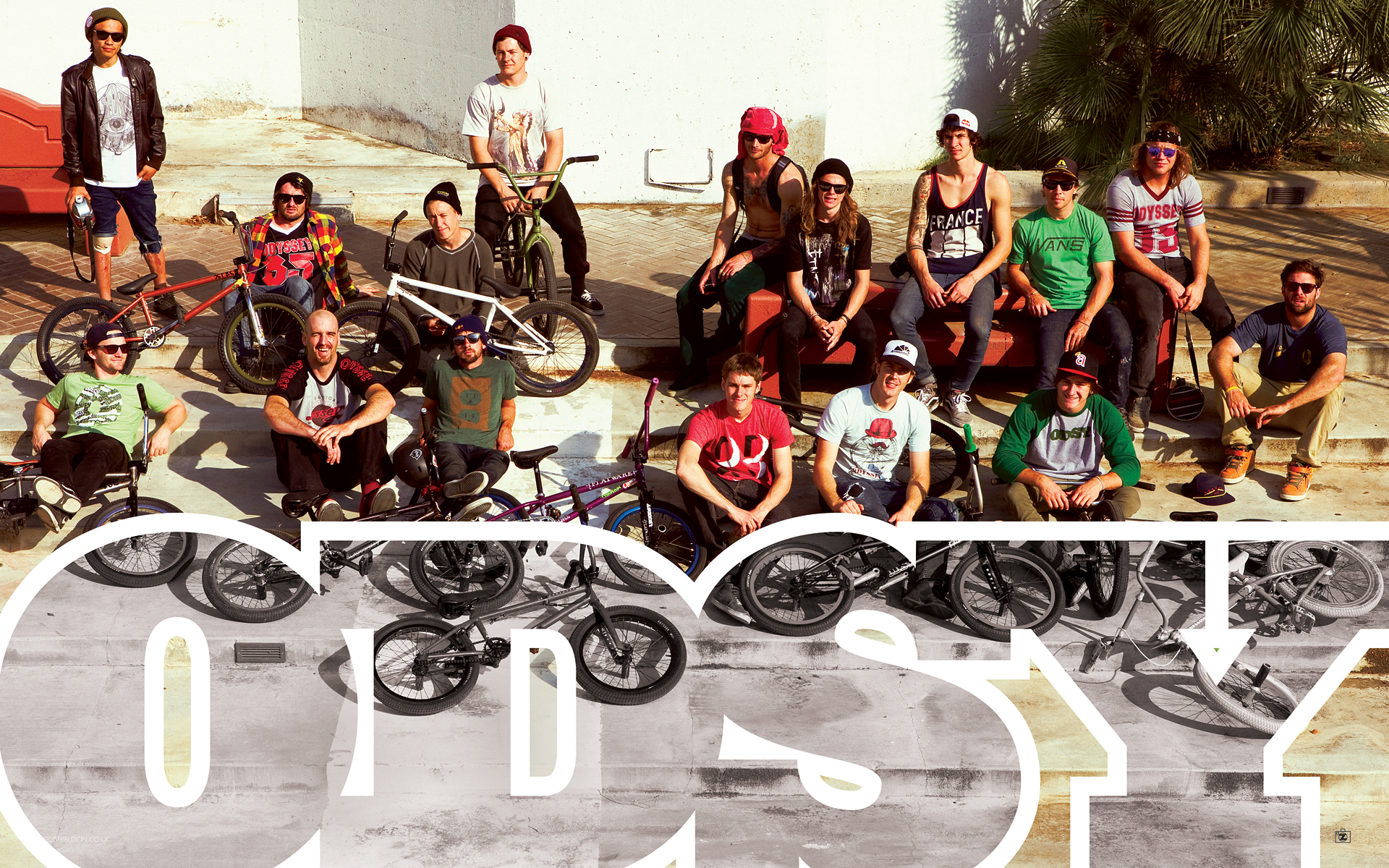 Odyssey Bmx Ads wallpaper - 610568