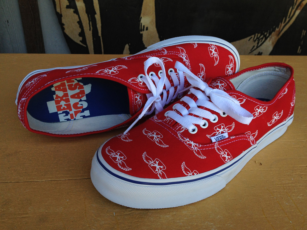 214f541a12fdd5 Texas Toast Jam – Limited Edition Vans