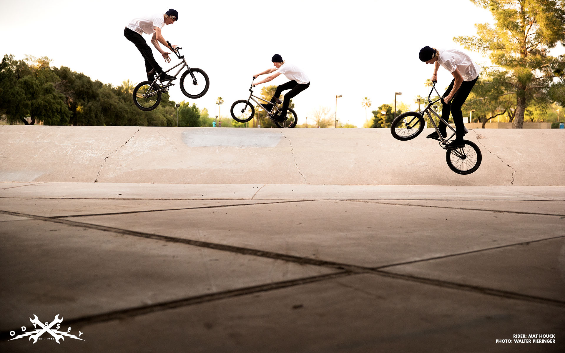 ODSY in PHX – Wallpapers | Odyssey BMX