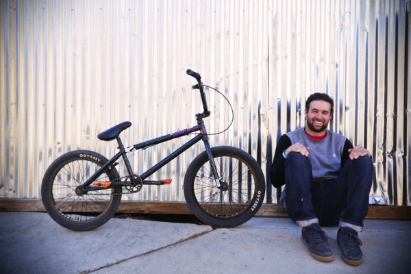 Bike Check: Aaron Ross