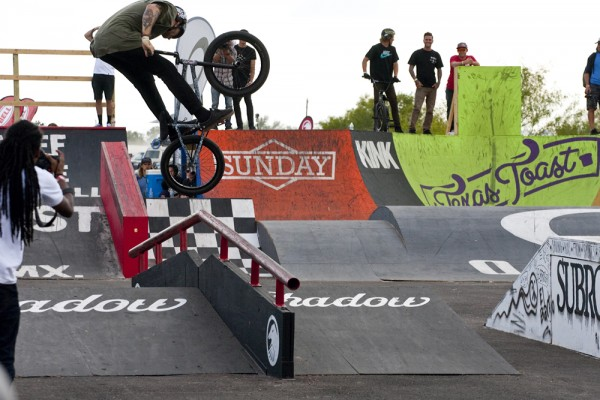 Broc Raiford - Pegs to Hard 360 Over