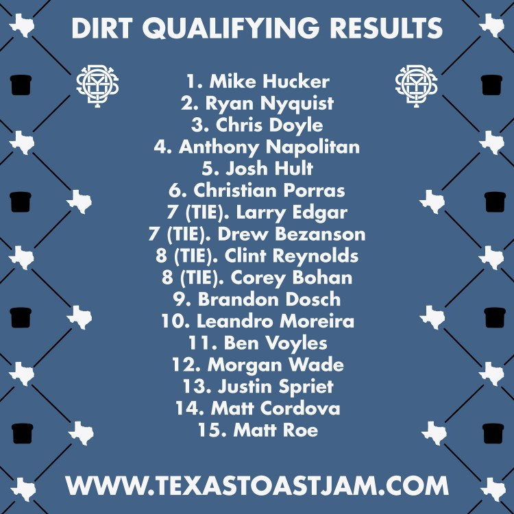 texas-toast-dirt-qualifying-results