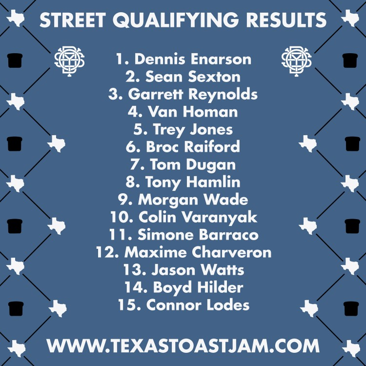 texas-toast-street-qualifying-results