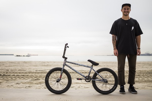 Broc Railford Bike Check