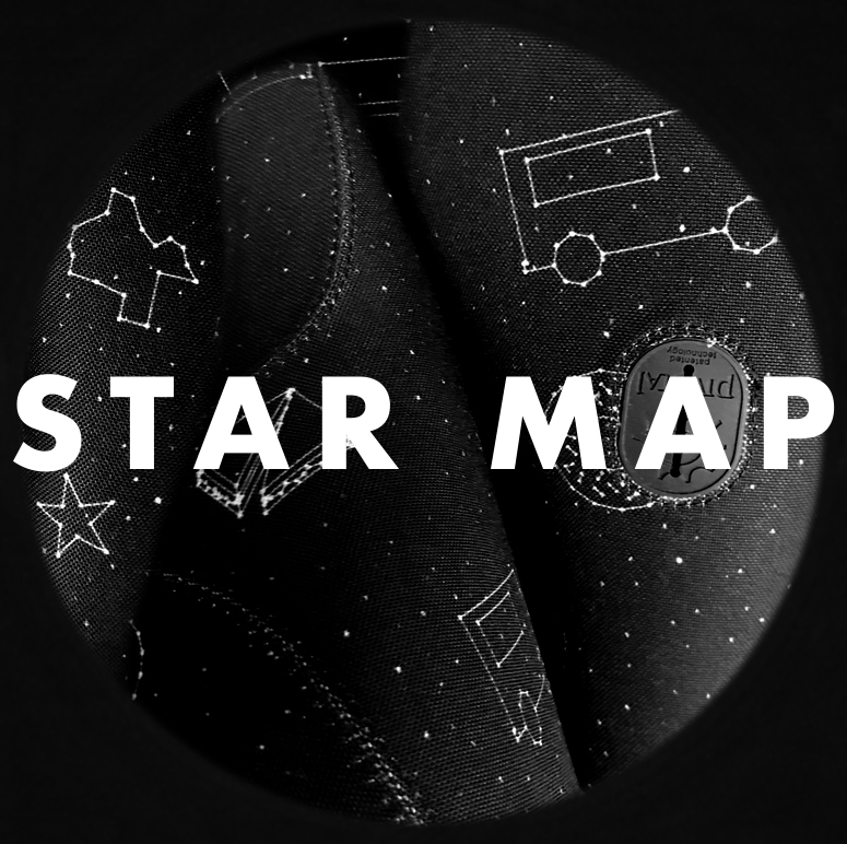 Available Now Star Map Seats Odyssey BMX - Star map now